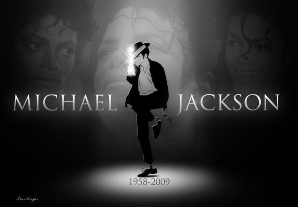 Michael Jackson by TearDropps