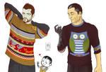 DeusEx: In sweater