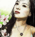 Ziyi Zhang: Blossoming Phoenix by hedspace77