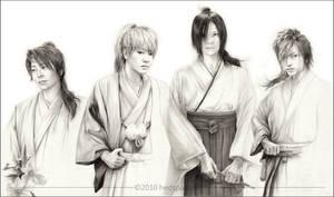MUCC - Akai Sora by hedspace77