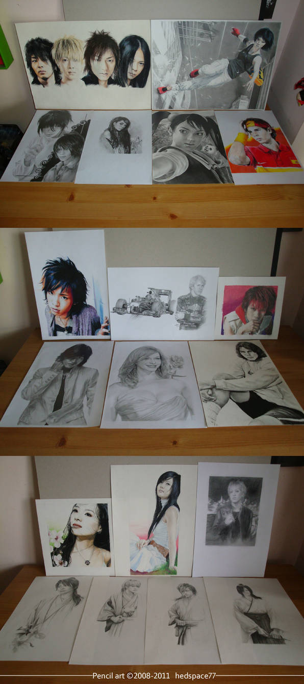 Artwork since 2008
