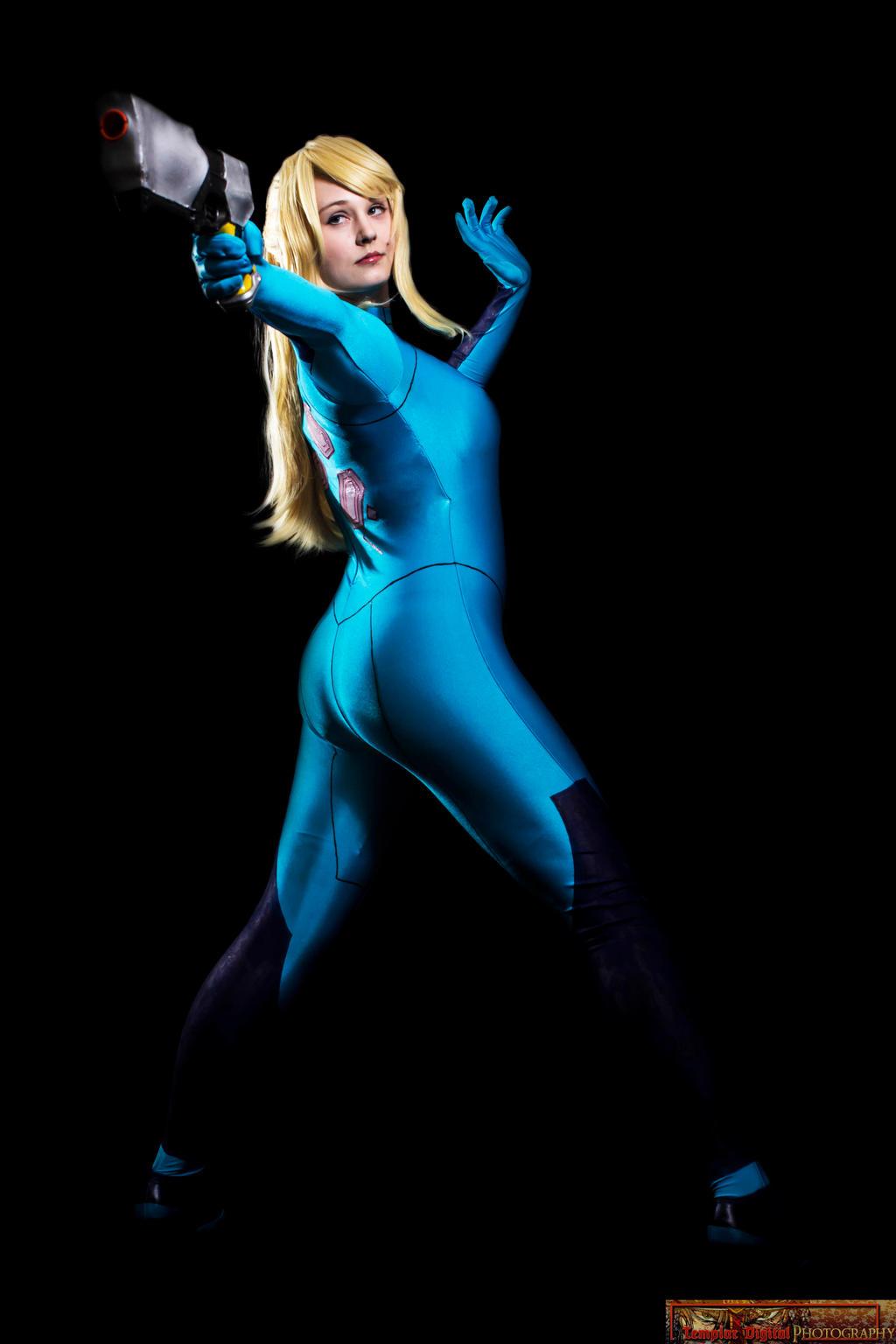 Samus - Zero Suit by MrSnugglez84