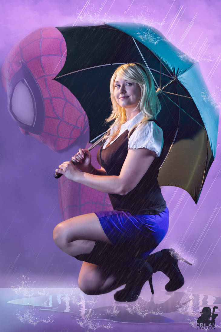 J Scott Campbell Tribute - Gwen Stacy