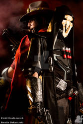 Reaper and Mccree