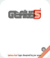 Genius 5lines logo by Y0o