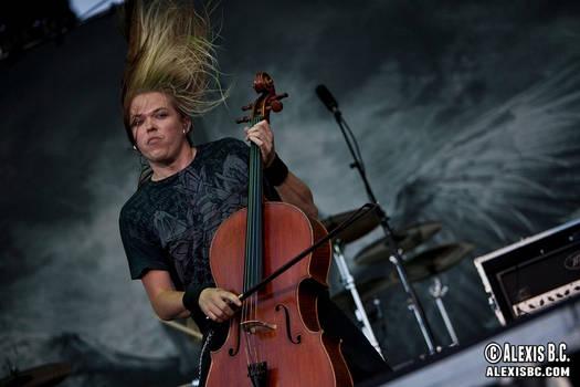 Apocalyptica - live 2010-07-18