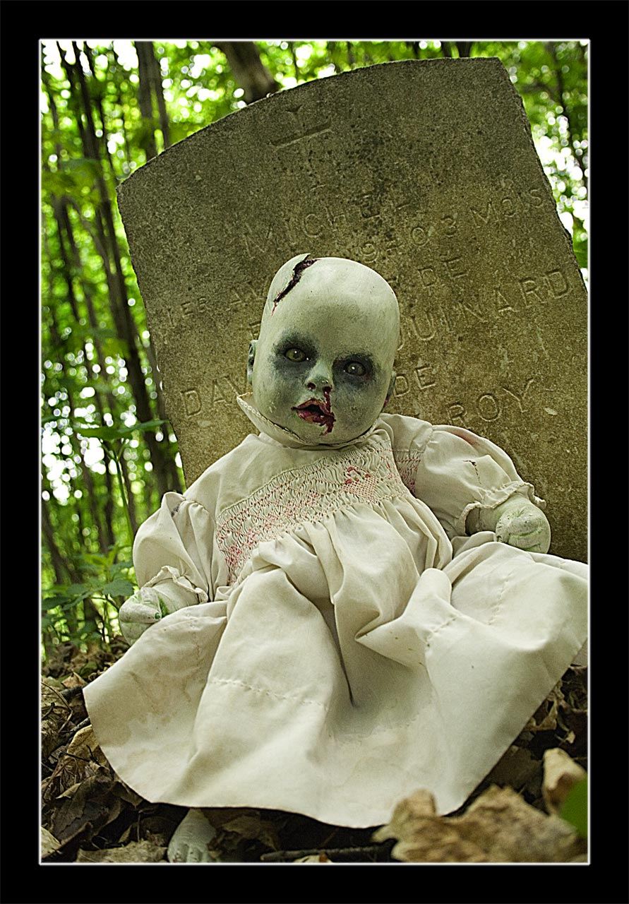 zombie baby from deviantart