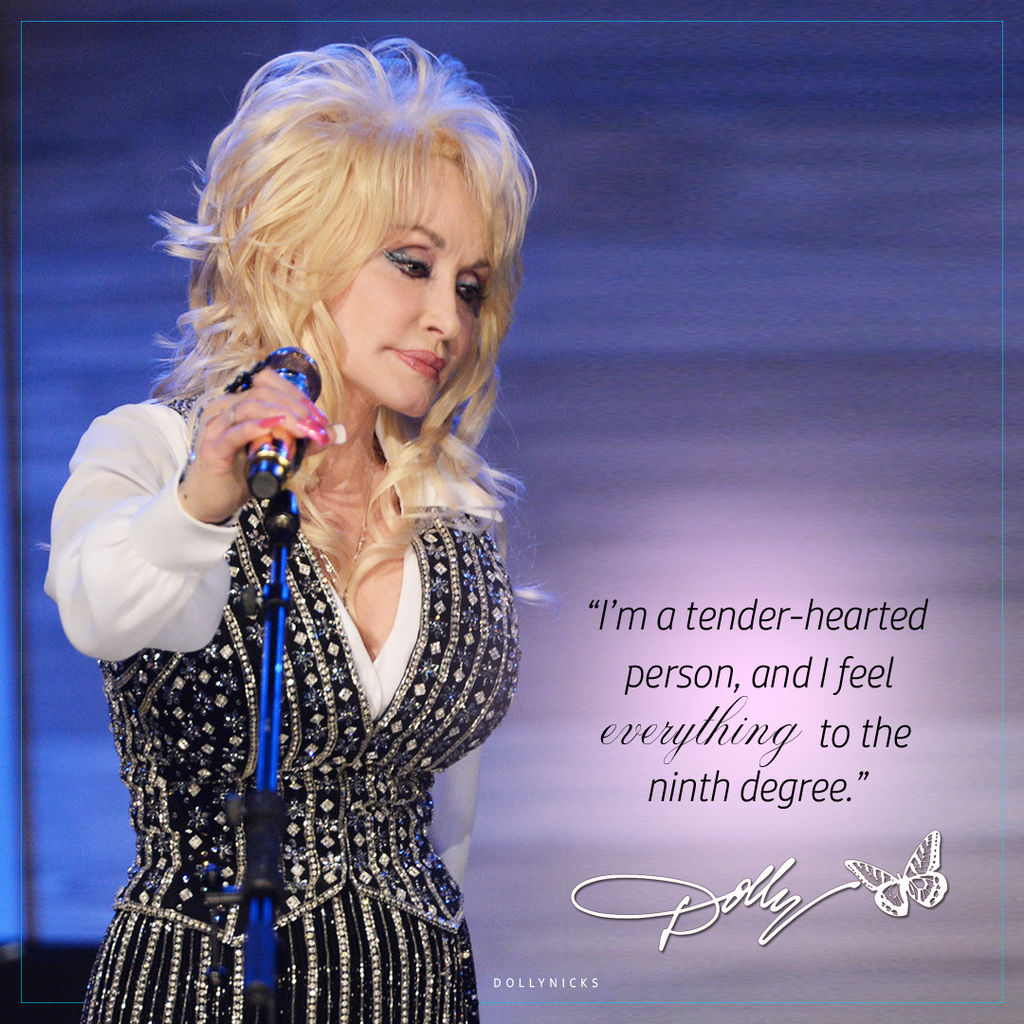 Dolly Parton Quote By Dollynicks On Deviantart