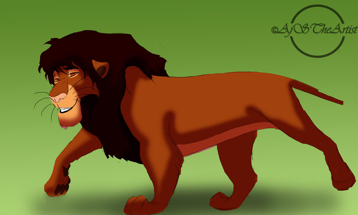 P.O The Lion King Chumvi_by_ajstheartist-d5cxhx5