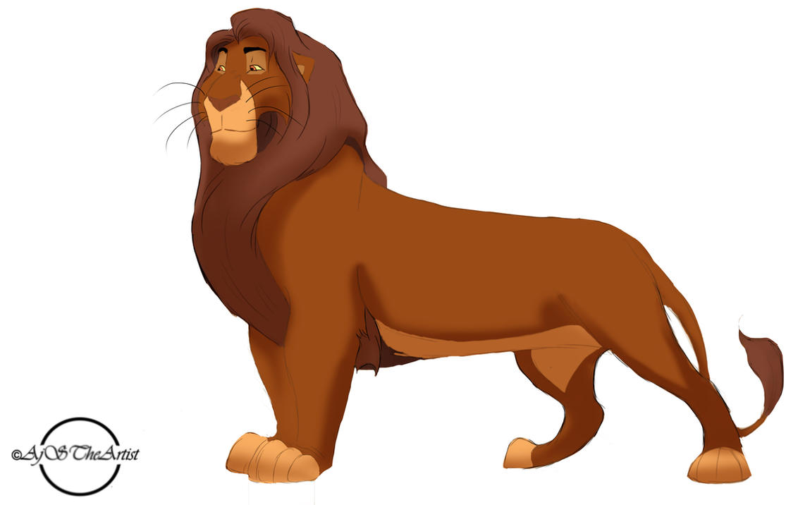 Lion King Mohatu