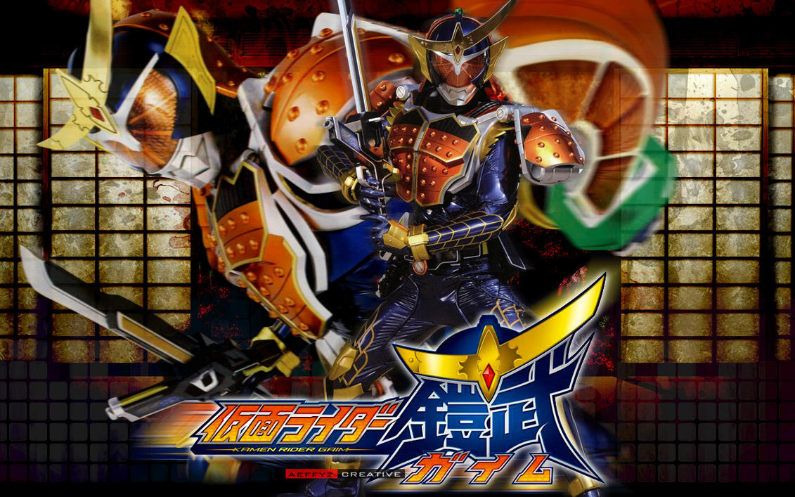 Kamen Rider GAIM Wallpaper - AEFFYZ CREATIVE by Kamen ...