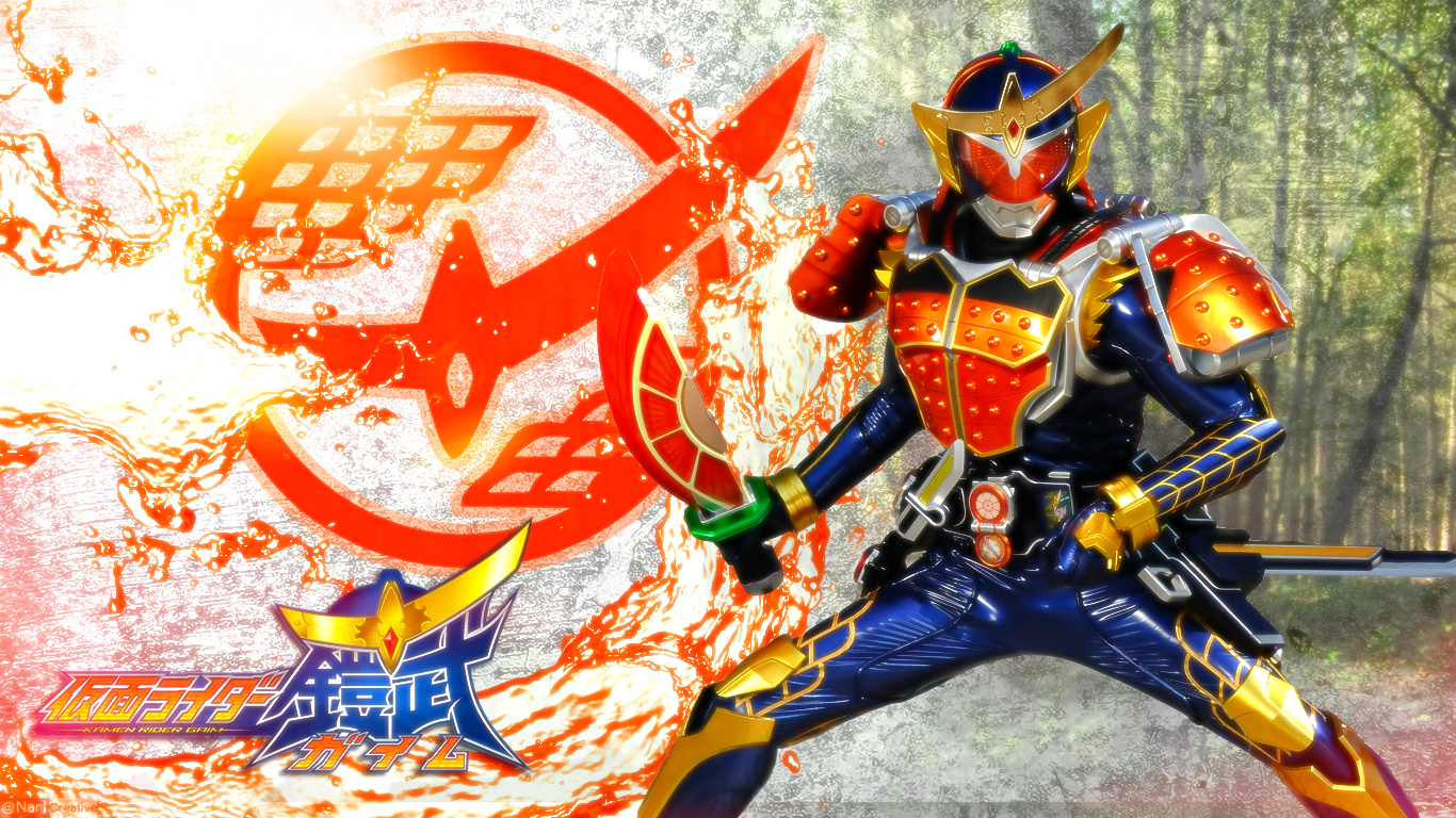 Kamen Rider GAIM Wallpaper ORANGE by Kamen-Riders on ...