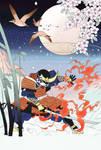 Kamen Rider GAIM - DRAWING SAMURAI