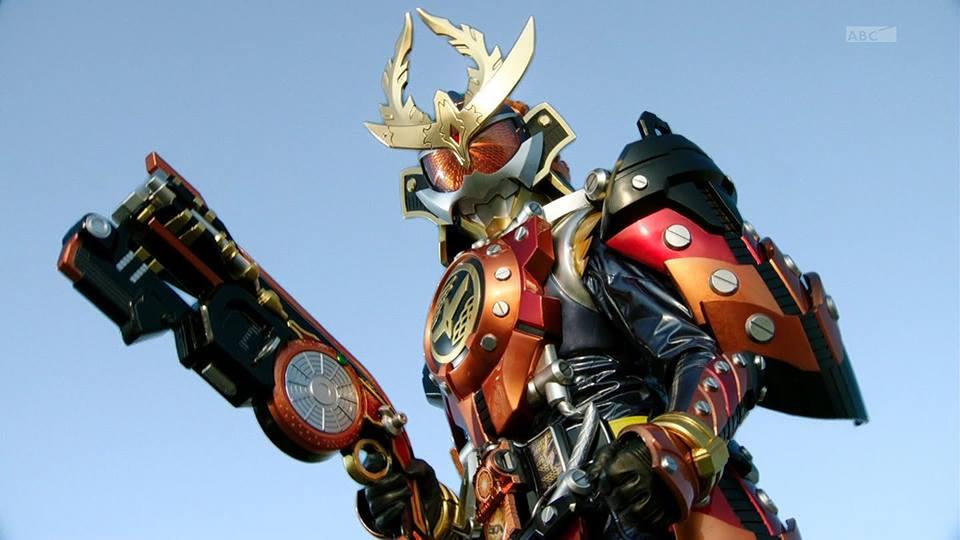 KR Gaim Kachidoki Arms...