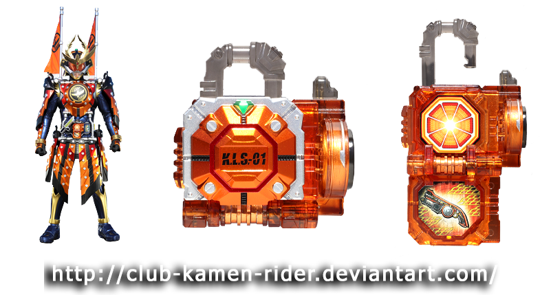 Kamen Rider GAIM - Kachidoki Lockseed by Kamen-Riders on ...