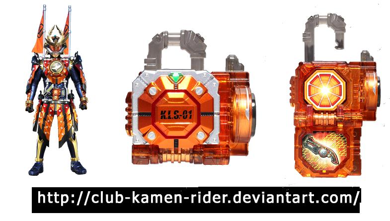 Kamen Rider GAIM - Kachidoki Lockseed by Kamen-Riders on ...