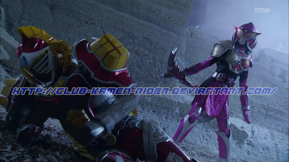 Kamen Rider Gaim Episode 24 English Sub