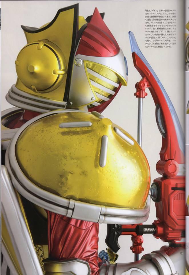 Kamen Rider BARON - LEMON ENERGY ARMS!! by Kamen-Riders on ...