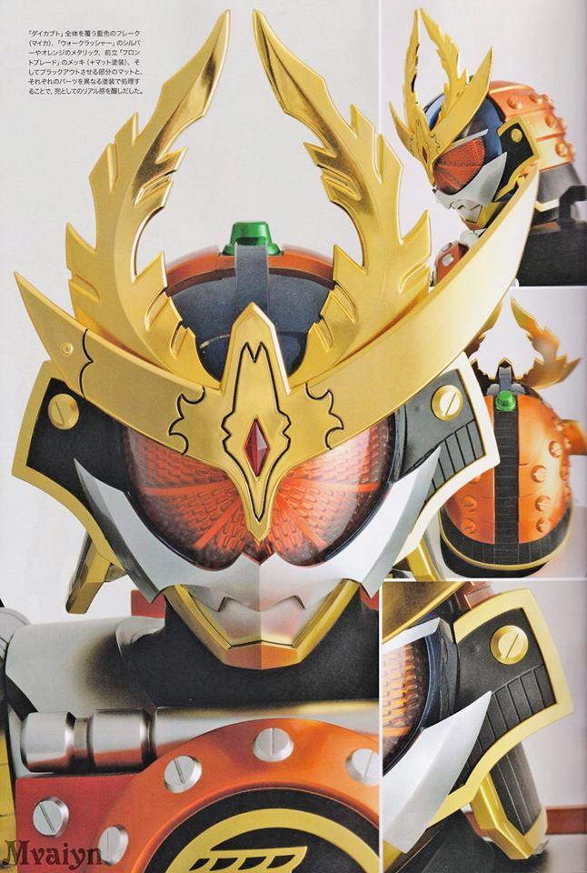 Kamen Rider Gaim - Kachidoki Arms (Image 4) by Kamen ...