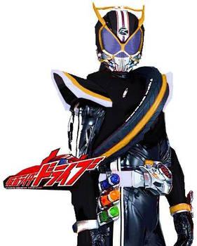 Kamen Rider DRIVE - Type Kaixa (FanART)
