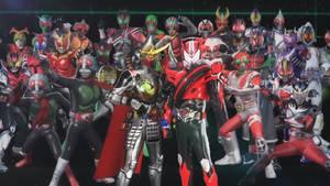 Kamen Rider DRIVE - Ganbarizing