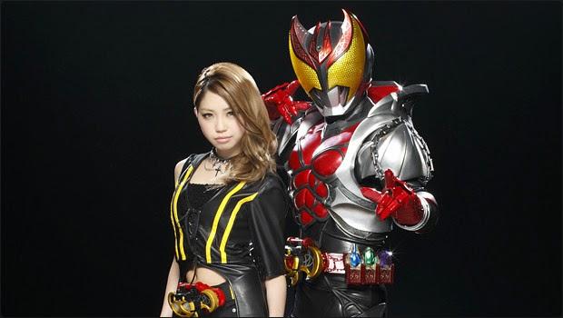 KR GIRLS - Kaori Nagura to Graduate From the Group by Kamen-Riders