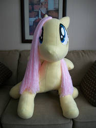 Giant Fluttershy Plushie