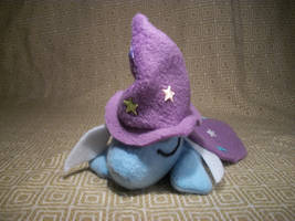 Sleepy Trixie Beanie Plush