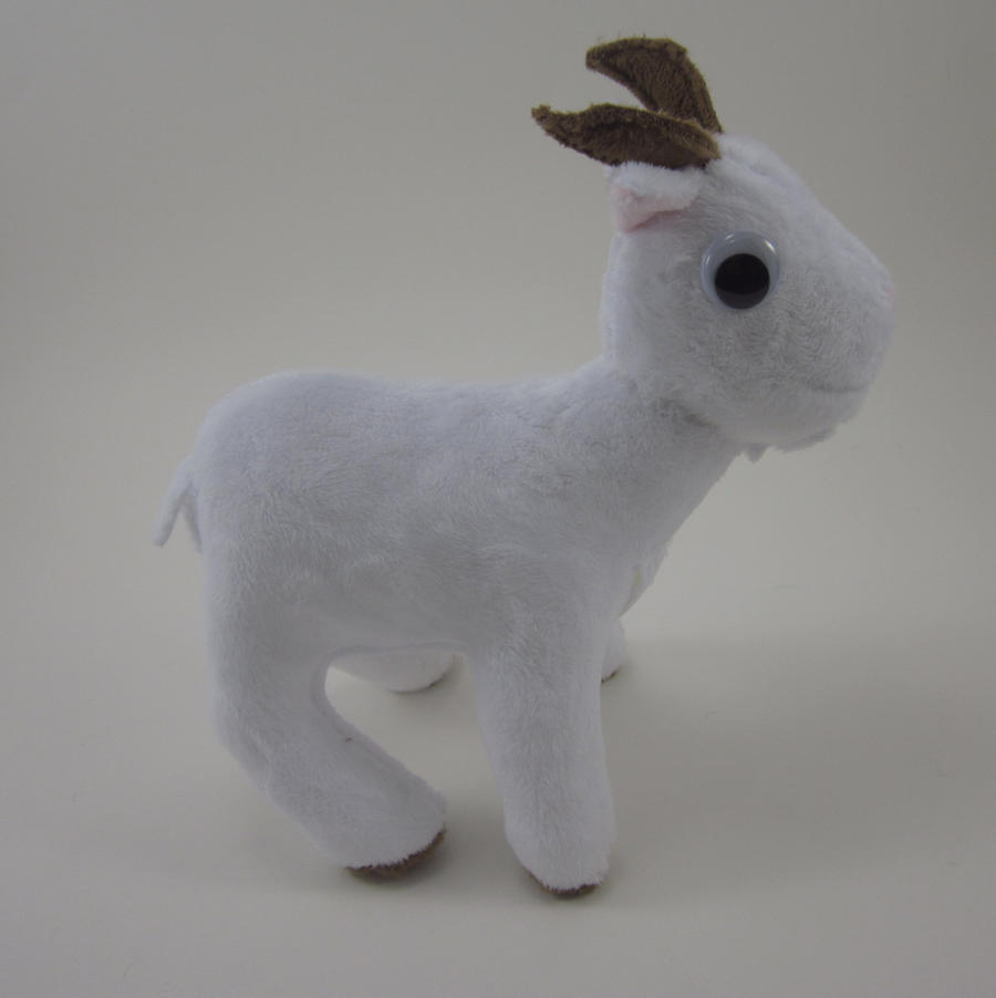 Goat Plush by Brainbread