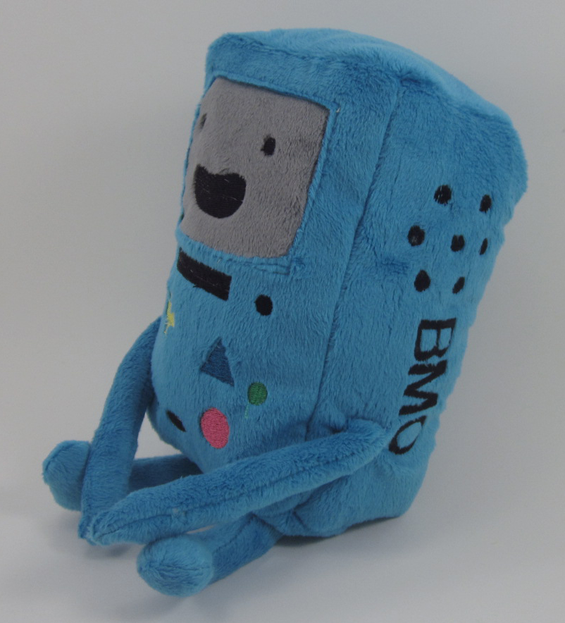 Beemo (BMO) Plushie - Adventure Time by Brainbread