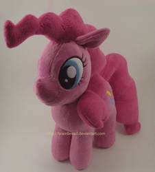 Pinkie Pie Plushie by Brainbread