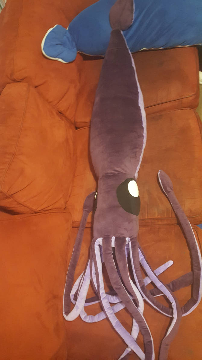 Squid Plush