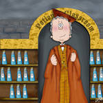 Professor Slughorn