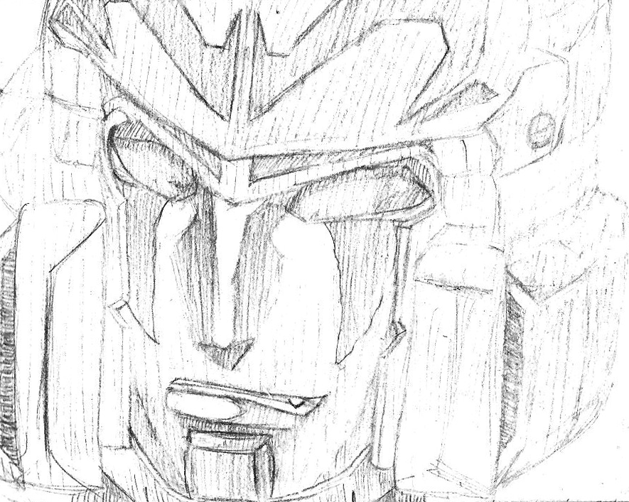 Megatron Origins Practice by XxDe-JixX