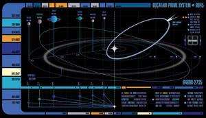 LCARS Bucatari Prime System
