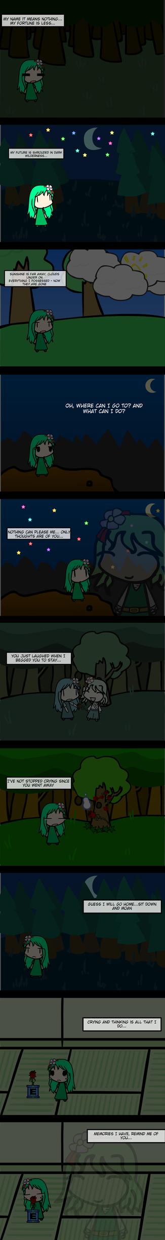 Solitude by YureiMari