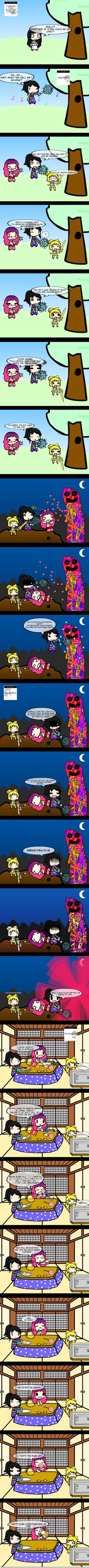 My Anime Story Meme - 1 by YureiMari