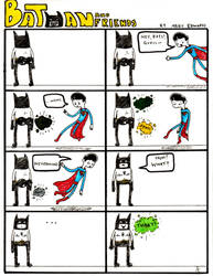 Batman and Friends 01: Not What You Think