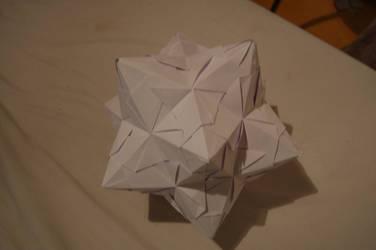 Petit Dodecaedre Etoile