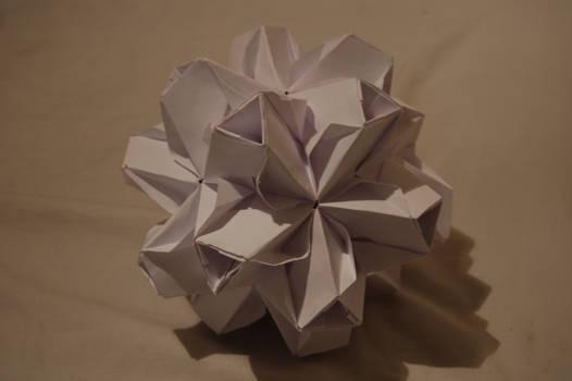 Variante du Grand Dodecaedre Etoile