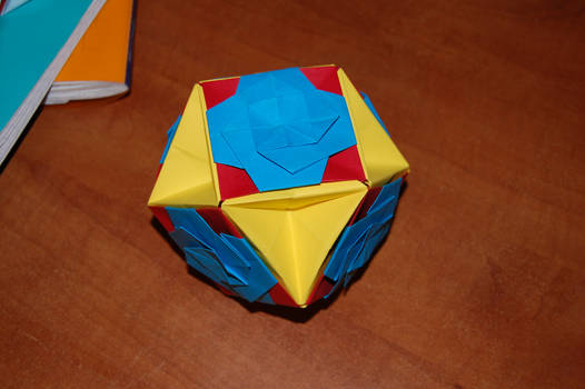 Cube modulaire 4