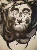 skull jesus by terrorrising