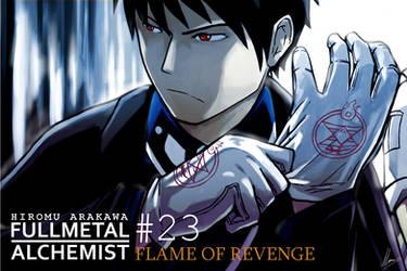 FMA vol23 fanart cover by HaruSaku