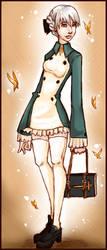 alice elliot - fan art by chrissysmells