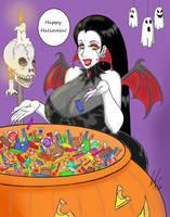 Vampy treats by Billby13