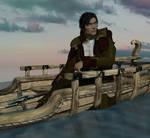Notkira Boat by thistledownsname