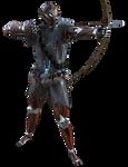 Ambix Archer by thistledownsname