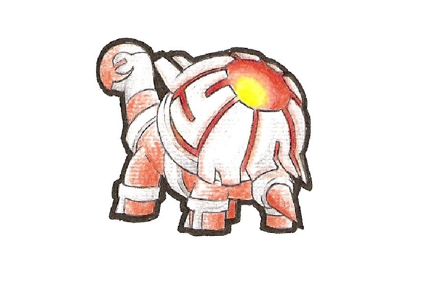 core pokemon by Hu-Gon-By