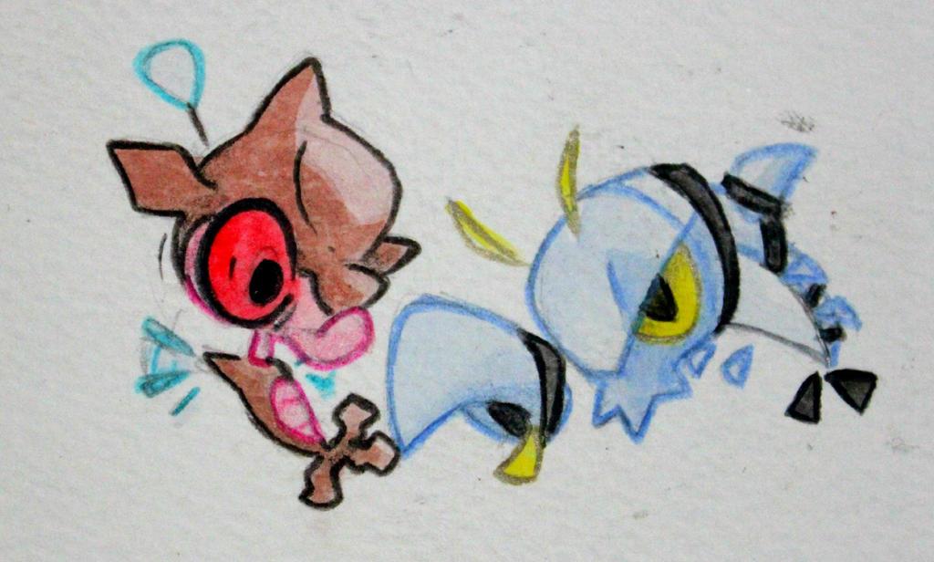 Pokemon Skrelp Evolution Images | Pokemon Images