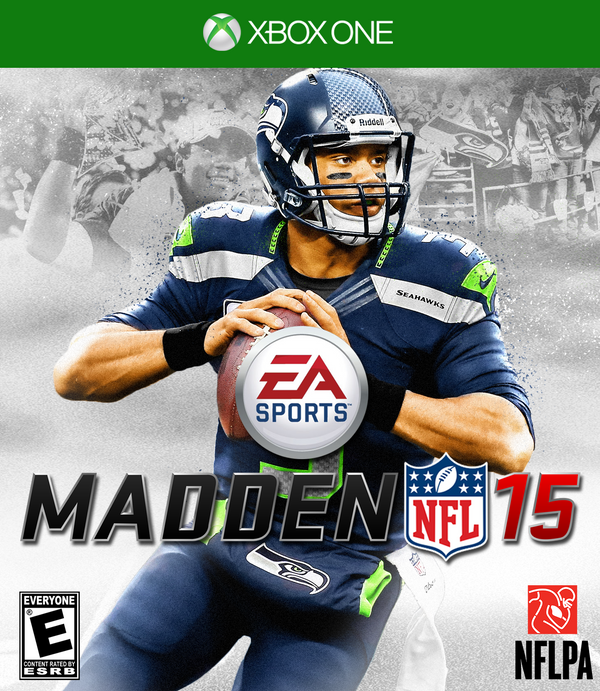 madden 15 official cover - photo #17